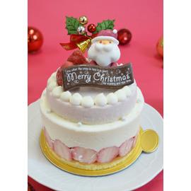 クリスマス用アイスケーキ4号