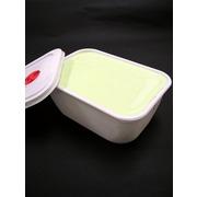 【京開花  業務用アイスクリーム】わさびアイスミルク2Lバルク 通販 お取り寄せ