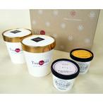 TSUBOMIアイスクリームセット(I-30) 120mlカップ2個・500mlカップ2個詰 通販 お取り寄せ